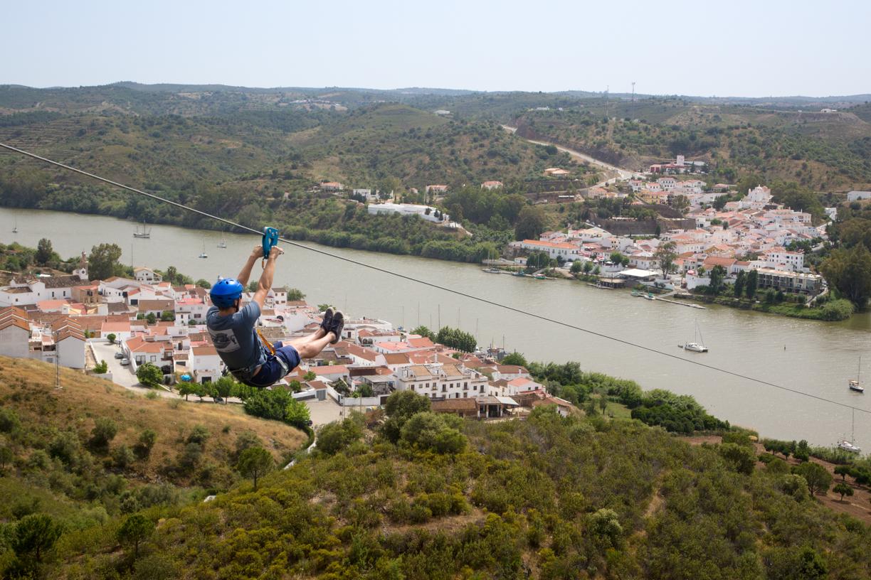 Alcoutim Slide San Lucar