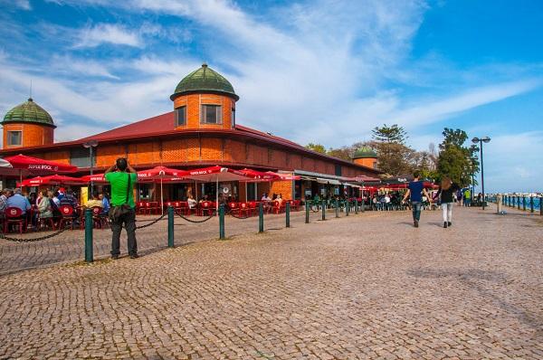 Olhao-markt